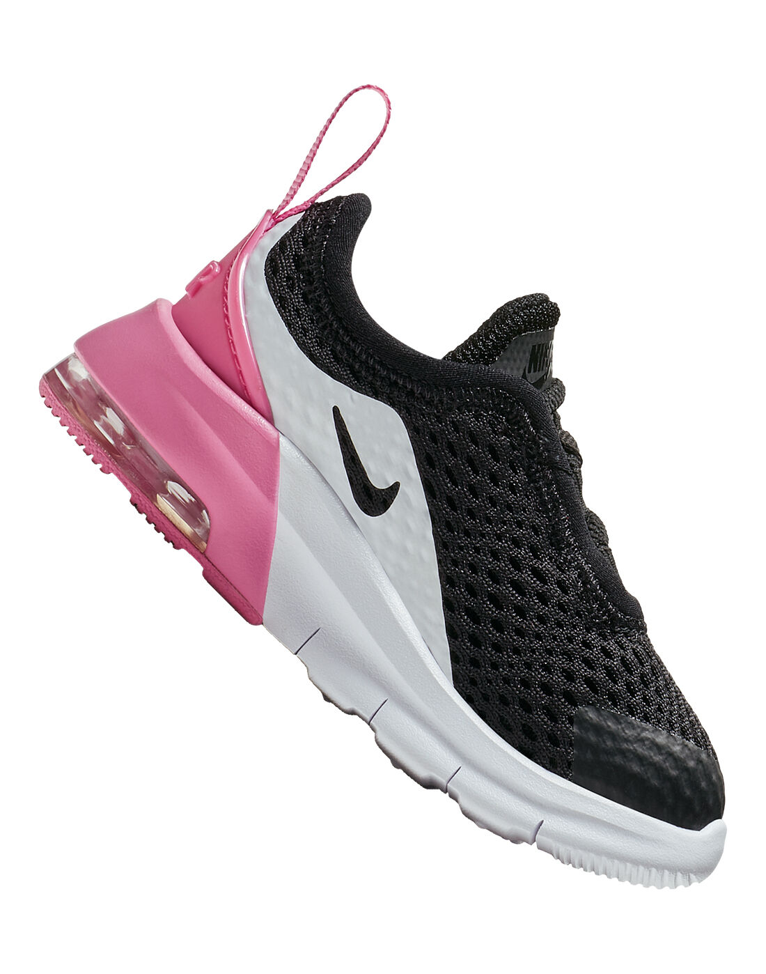 Infant Girl's Pink Nike Air Max Motion