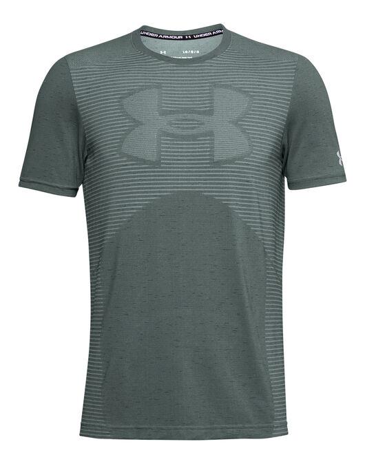 Mens Seamless Logo T-Shirt