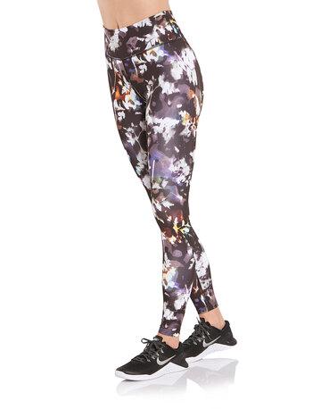 Womens One Printed Leggings
