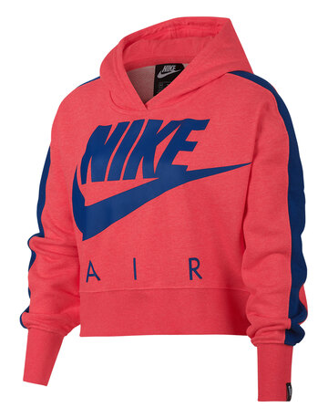 Older Girls Air Crop Hoody