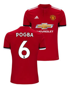 Kids Man Utd Pogba Away Jersey