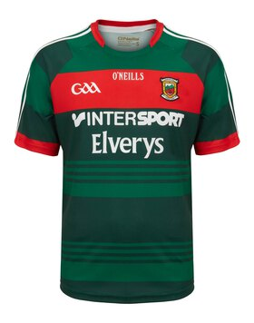 Adult Mayo SS Home Jersey 2017