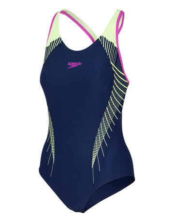 Womens Fit Laneback