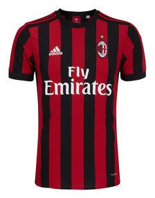 Adult AC Milan Home Jersey