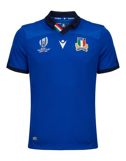 Adult Italy RWC Home Jersey