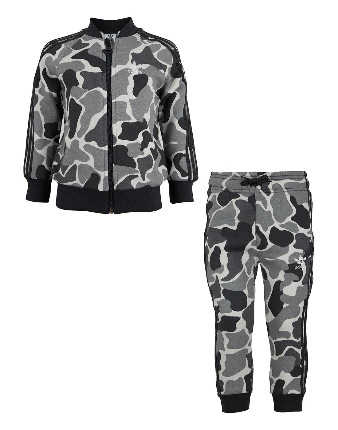 Boys Camouflage Tracksuit Fleece Jogging Bottoms Pants Hoodie Set Age 7-14 Years
