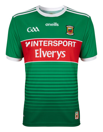 Adult Mayo Home Jersey 2019