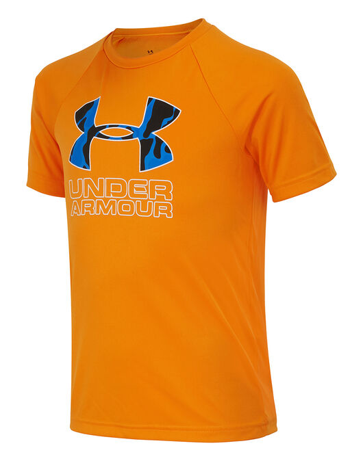 Older Boys Tech Hybrid T-Shirt
