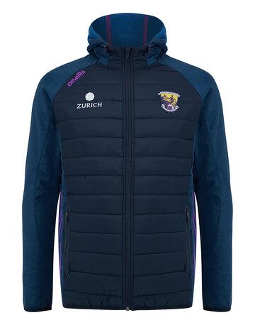 Mens Wexford Portland Full Zip Hooded Jacket