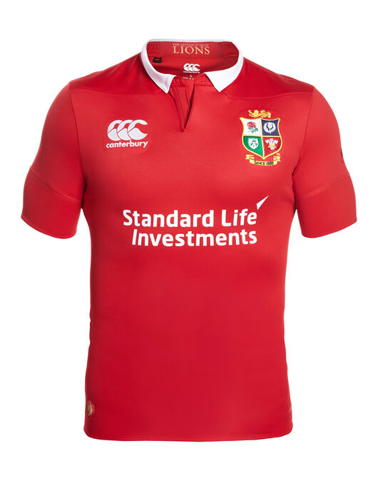 Adult Lions Home Test Jersey