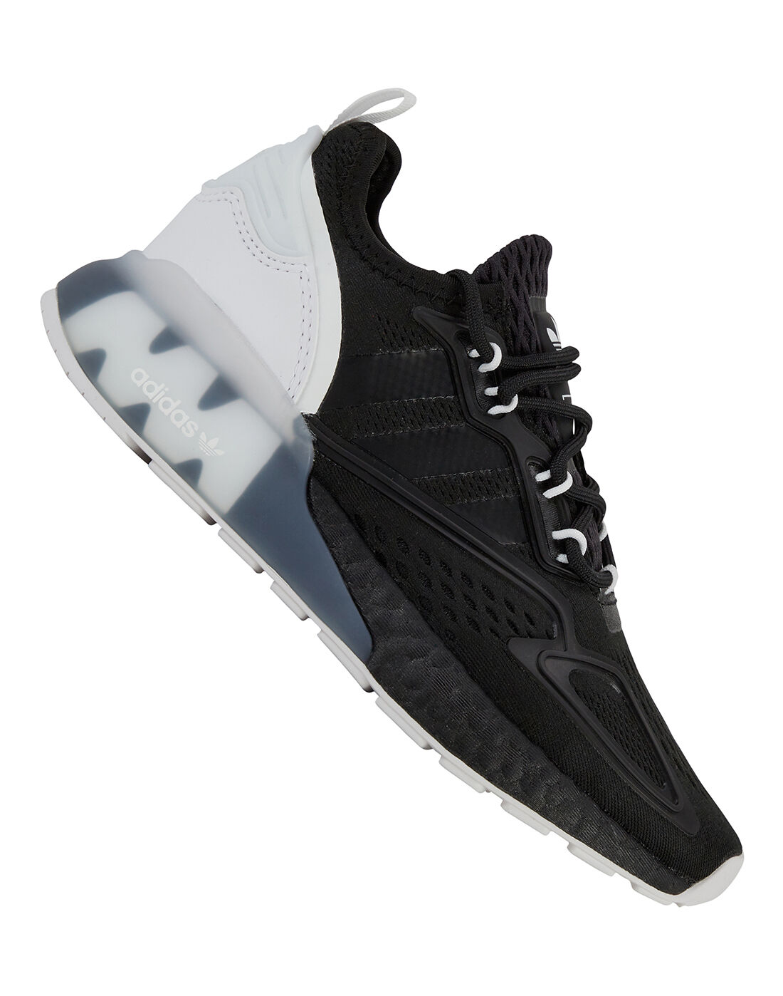 adidas Originals adidas vespa high tops black jeans plus size | Older Kids ZX 2K BOOST