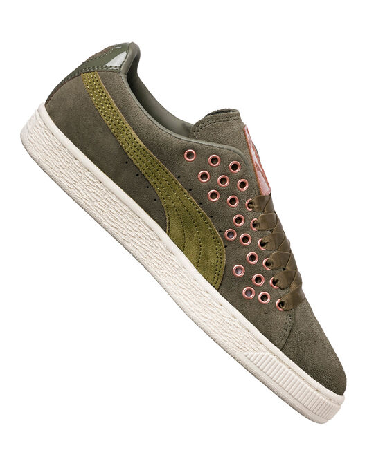 Womens Suede XL LaceVR