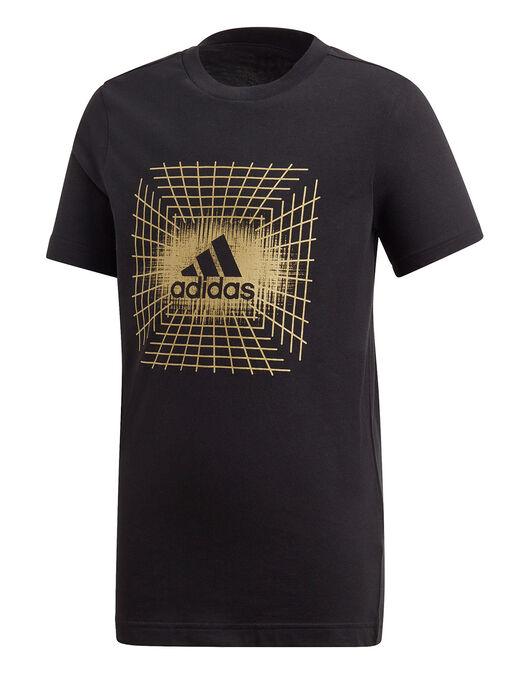Older Boys Metallic T-Shirt