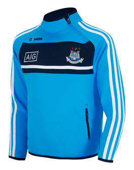 Kids Dublin Temple Side Zip Top