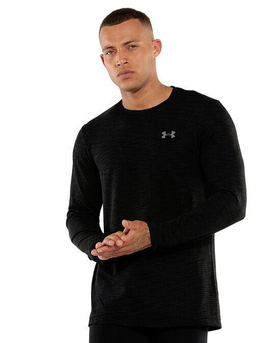 Mens Vanish Seamless Long Sleeve T-Shirt