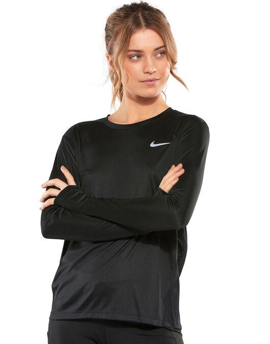 Womens Miler Longsleeve T-Shirt