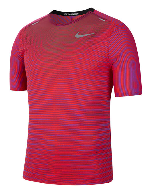 Mens Future Fast Techknit T-shirt