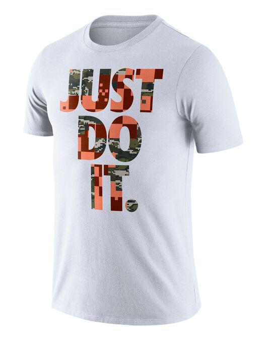 Older Boys JDI Camo T-Shirt