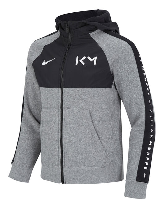 Older Kids Mbappe Full Zip Hoody
