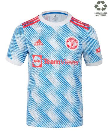 Kids Manchester United 21/22 Away Jersey