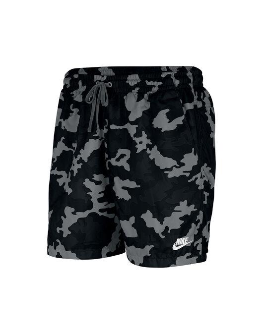 Mens Club Essentials Camo Shorts