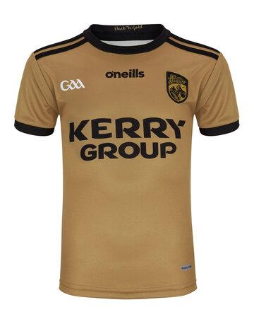 Kids Kerry GAA Away Jersey 2018