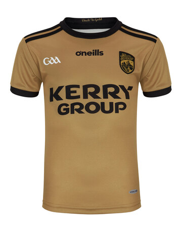 Kids Kerry GAA Away Jersey 2018