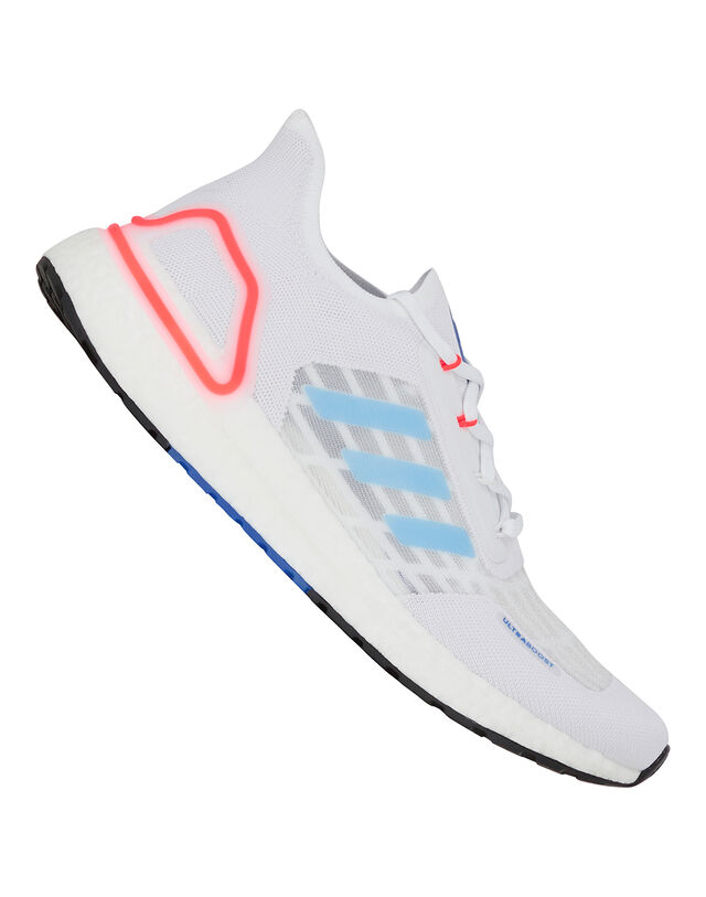 Adidas Mens Ultraboost Rdy Football Boots - White - 9.5