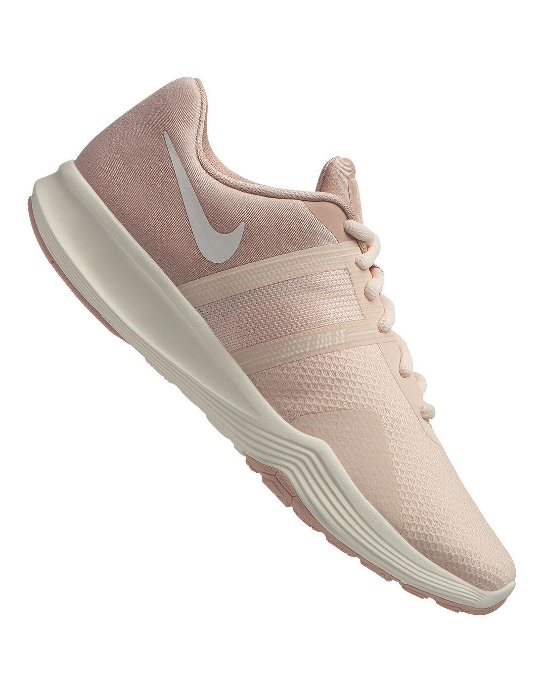 Women's Cream Nike City Trainer 5
