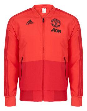 Adult Man Utd Presentation Jacket