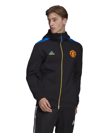 Adult Manchester United ZNE Hoodie