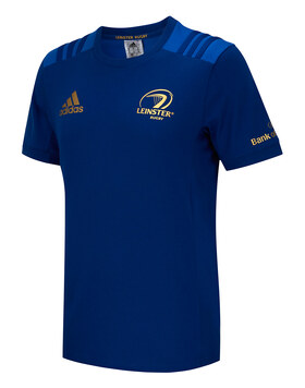 Adult Leinster Cotton Tee 2018/19
