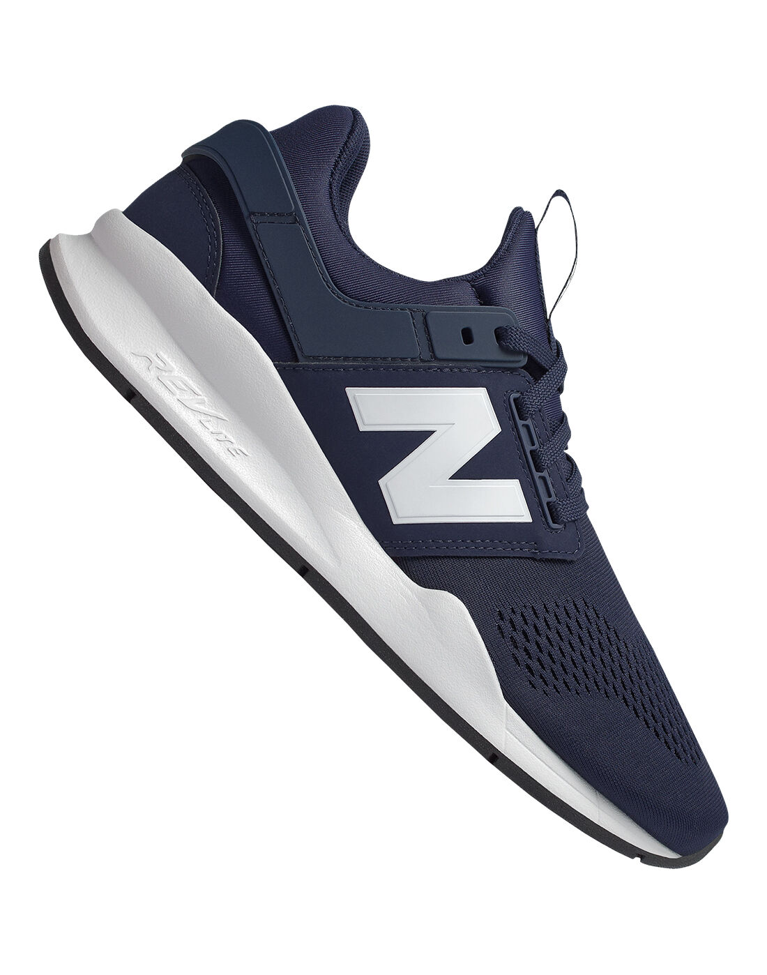 New Balance Mens 247 V2 Trainer - Navy | Life Style Sports IE