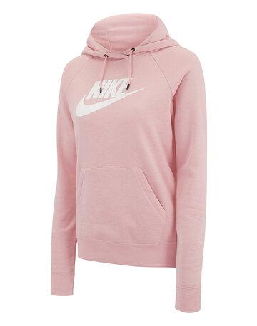Womens Essential Fleece Hoodie