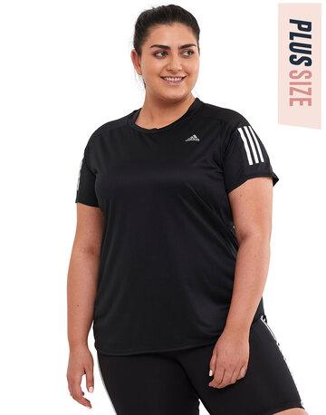 Womens Own The Run T-Shirt