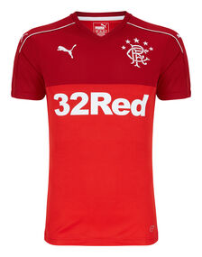 Adult Rangers 2017/18 Away Jersey