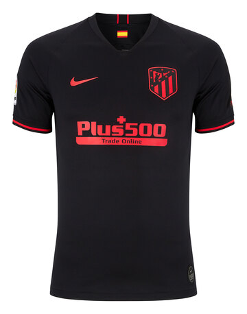 Kids Altetico Madrid 19/20 Away Jersey