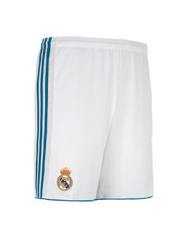 Mens Real Madrid Home 17/18 Short