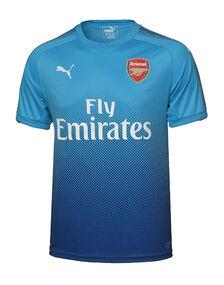 Kids Arsenal 2017/18 Away SS Jersey