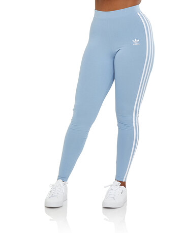 Womens 3 Stripes Leggings