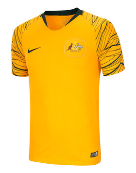 Adult Australia WC18 Home Jersey