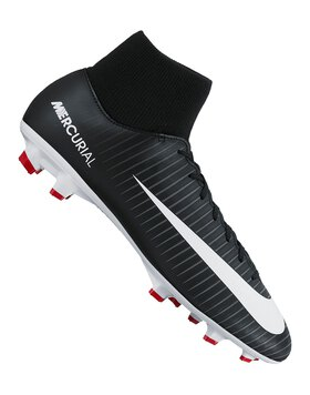 Adult Mercurial Victory FG Pitch Dark