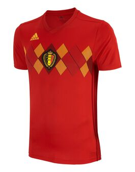 Adult Belgium WC 2018 Home Jersey