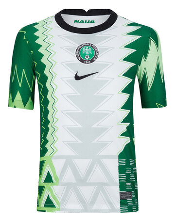 Kids Nigeria Home Jersey