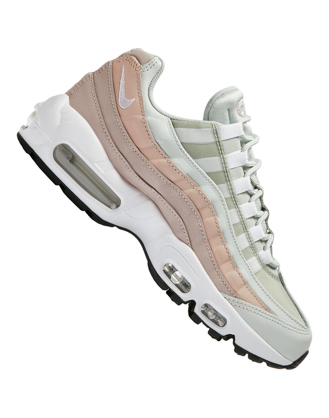 Pastel Pink \u0026 White Nike Air Max 95