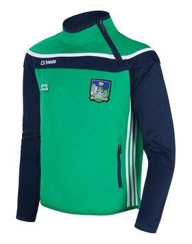 Kids Limerick Slaney Side Zip Top