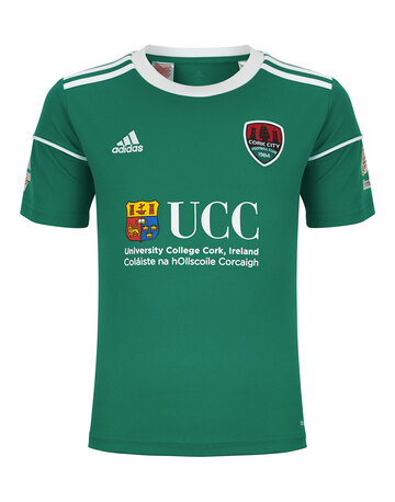 Kids Cork City 19/20 Home Jersey