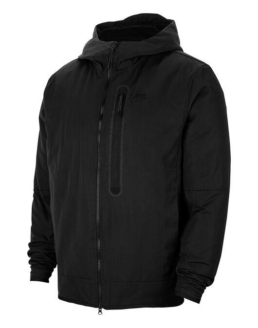 Mens Tech Fleece Repel Jacket