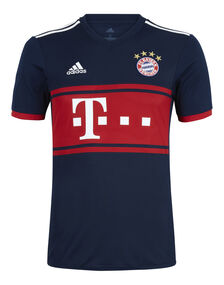 Kids Bayern Munich 17/18 Away Jersey