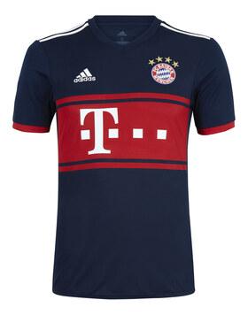 Kids Bayern Munich 17/18 Away Jersey